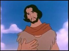 Ioan Botezatorul- desene animate crestine - YouTube Jesus Is Risen, Jesus Loves Me, I Love Him, My Love, Disney Animation, Gods Love, Disney Characters, Youtube, Movie