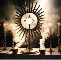 iheartbeingacatholic:   Come to Mass; Jesus is waiting