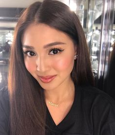 You are amazing! Nadine Lustre Ootd, Lady Luster, Filipina Actress, Get Glam, Jadine, Child Actresses, Celebs, Celebrities, Girl Crushes