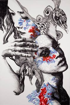 As incríveis ilustrações de Gabriel Moreno