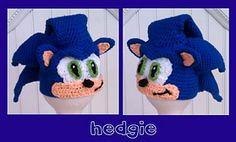 Hedgie by Heidi Yates