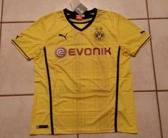 NWT PUMA Borussia Dortmund BVB Soccer Jersey  Men s XL