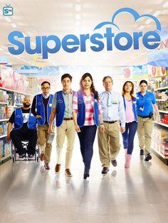 Сериал Супермаркет (Superstore) | thevideo.one - смотреть онлайн