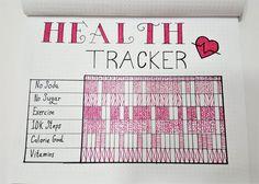 Weight Loss Tracker for Bullet Journal – Develop Healthy Habits! Weight Loss Tracker for Bullet Journal – Develop Healthy Habits! Bullet Journal Tracker, Bullet Journal Health, Bullet Journal Ideas Pages, Bullet Journal Inspiration, Journal Pages, Journal Layout, Bullet Journal Workout, Body Inspiration, Layout Inspiration