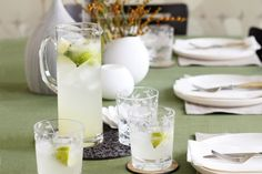 Lime drink non alcohol