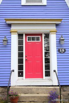 Shelburne Nova Scotia Doorway Doors Galore Door Entryway Travel
