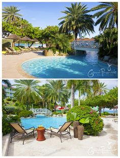 Love the pool , just a few steps from the beach !