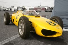 F1-1961. El Ferrari con motor trasero
