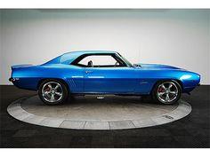 '69 Camaro! Perfect color too.