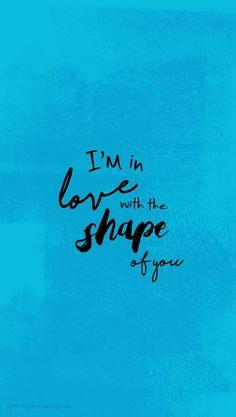 Shape Of You//ed sheeran
