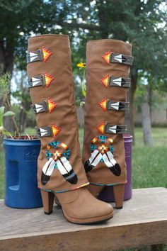 make sure you get in on  the MOVING SALE 25% off size 9  Rez Hoofz  Pre Order by REZHOOFZ on Etsy, $198.50