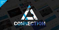 http://themeforest.net/item/connection-creativestylish-agency-wordpress-theme/15503086