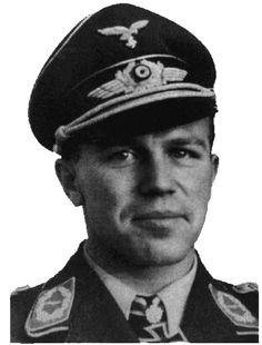 ✠ Helmut Wick (5 August 1915 – 28 November 1940) Missing in action. RK 27.08.1940 Oberleutnant Staffelkapitän 3./JG 2 + 25.10.1940 [4. EL] Major Kdr I./JG 2