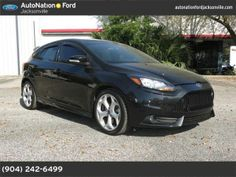 2013 Ford Focus ST, 21,173 miles, $23,991.