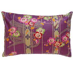 Japan Cushion Graphic Green 50x30