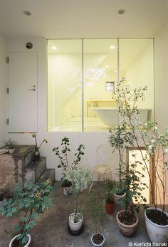 house with gardens - tetsuokondo