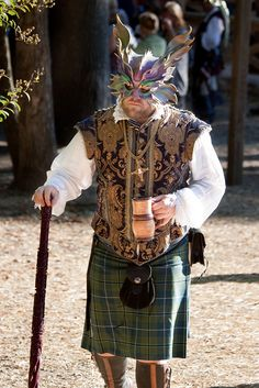 Celtic fairy - Maryland Renaissance Festival 2010 by theqspeaks, via Flickr