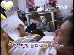ELI (UKISS) had a hard time to spell Bingeul Bingeul in hangul