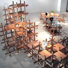 Katra Chair by Aparte