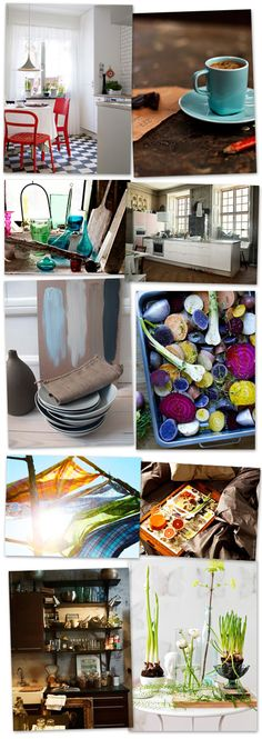 If you haven't yet heard of Livet Hemma, the lifestyle blog from Swedish furniture giant IKEA, you're in for a real treat. Yes, it's all in Swedish and I for one can't understand a word of it, but who needs to? With photography, styling ideas and inspiration this gorgeous, the images speak for themselves.