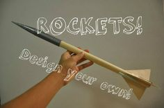 Picture of Make Your Own Model Rocket!