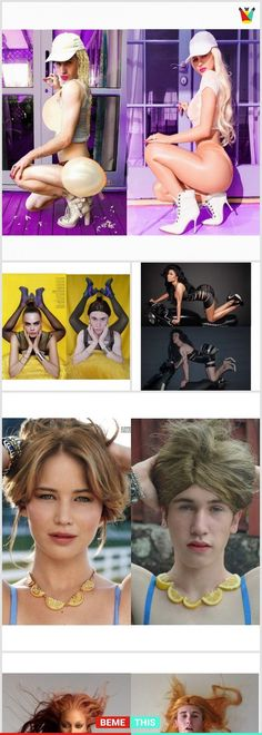 This Guy Recreates Celebrities Photoshoot and The Results Are Hilarious – bemethis This Guy Recreates Celebrities Photoshoot and The Results Are Hilarious This Guy Recreating Celebrities Photoshoot and The Results Are Hilarious Funny As Hell, Funny Cute, Funny Images, Funny Photos, Funny Celebrities, Celebs, Evvi Art, Celebrity Photos, Laugh Out Loud