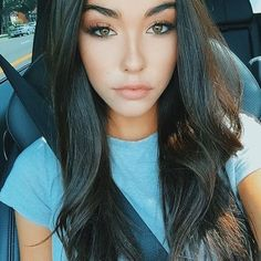 tumblr face goals ~ Madison Beer
