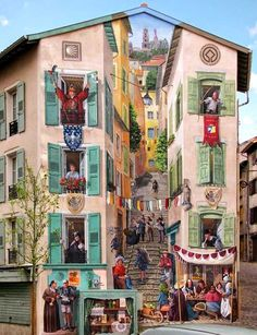 The Nicest Pictures: Street art