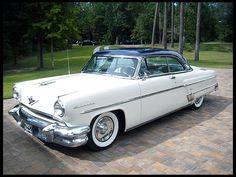 1954 Lincoln Capri Two Door Hardtop