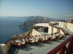 Santo Winery - Santorini, Greece - was here with Lindsay :-) want to go back one day