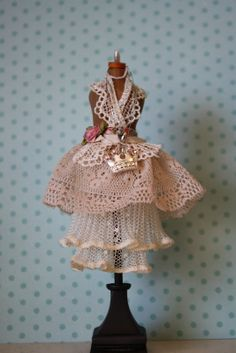 Desires of the Heart: Miniature Dress Forms