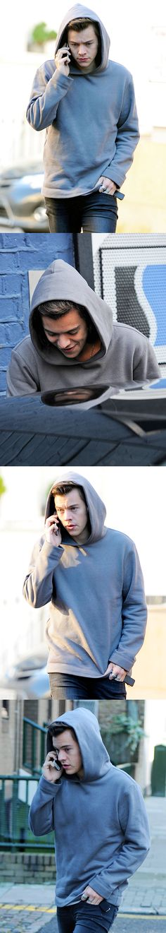 Harry Styles-I feel bad he can't even be on the phone and get in his car with out anyone taking a billion pictures of him......