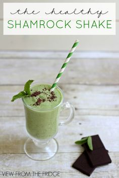 ... smoothie healthy and delicious avocado and mint shake view from the