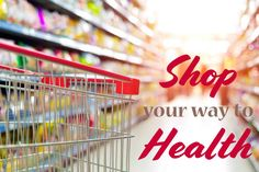 10 Shopping strategies to help you reach your health goals! Health Goals, Eating Well, Posts, Shopping, Messages, Clean Eating Foods, Healthy Eating, Eat Right, Good Food