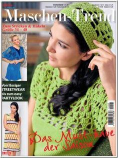 Strickparadies - Zeitschrift: Sabrina Special - Maschentrend - Das Must-Have der Saison