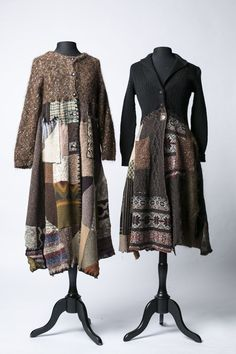 Image result for upcycled cardigan
