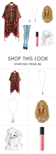 """""""The Silence of the Lambs"""" Buffalo Bill Inspired Costume by oliviaf14 on Polyvore featuring Valentino, Gucci and Bare Escentuals"""