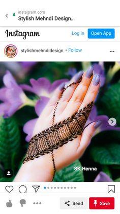 Latest Arabic Mehndi Designs, Henna Tattoo Designs Simple, Floral Henna Designs, Basic Mehndi Designs, Finger Henna Designs, Back Hand Mehndi Designs, Mehndi Designs 2018, Mehndi Designs For Beginners, Mehndi Designs For Girls