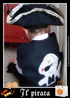 Costume da pirata