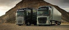 La nueva serie Volvo FH