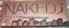 Here's my review, swatches and photos of the @Ashley Urban Decay  #Naked3 #eyeshadow palette - swatched on medium skin tones. #urbandecay #eyeshadowpalette #makeup #beauty #beautyblogs #bbloggers #makeupreview via @Renuka Retnaswamy MyBeautyJunction