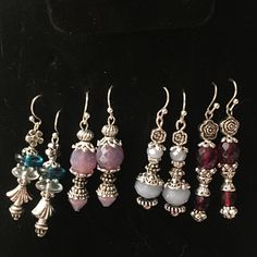 Today's earrings K.Capdevielle