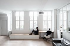 Kabinett | SEPTEMBRE Architecture & Urbanisme