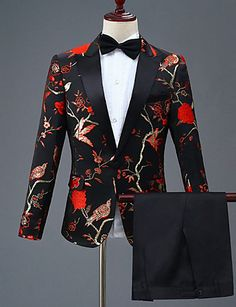 066d2f5003fa Men s Party   Birthday Luxury Spring   Fall Regular Suits