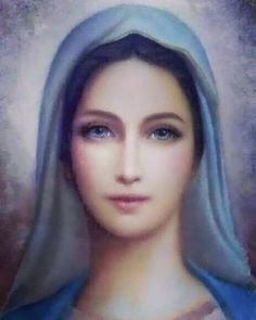 Mary Jesus Mother, Mother Mary Images, Images Of Mary, Blessed Mother Mary, Mary And Jesus, Blessed Virgin Mary, Sainte Rita, Sainte Marie, Pictures Of Jesus Christ