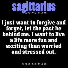 Zodiac Sagittarius Thoughts.