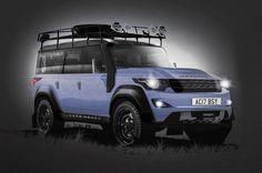 Land Rover Defender (2016)