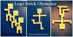 Lego Brick Olympics from @Stefanie Layton