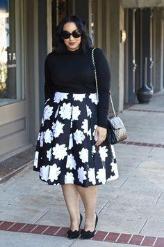 Plus Size Fashion for Women: