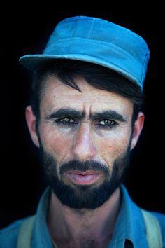 2012 World Press Photo Contest Winners - 2nd Prize Portrait Stories: A recruit at a police training center, Kunduz, Afghanistan, Sept. 28, 2011. (Ton Koene)